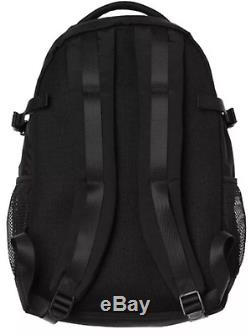 Nwt Victoria's Secret Pink 2017 Pure Black The Ultimate Campus Large Backpack