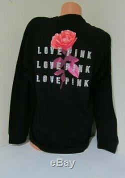PINK Victoria Secret Campus Bling + V. S Pink Bling Leggings-L/XL set+s 4pc lot