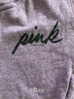 Pink Victoria Secret Size Large Sweatshirt Lot