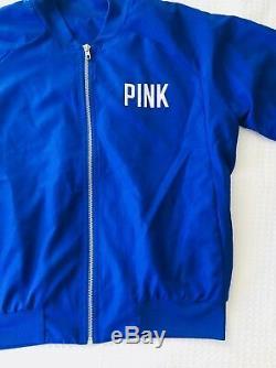 RARE Victoria's Secret PINK LOGO MLB Los Angeles Dodgers SIZE MEDIUM NWOT