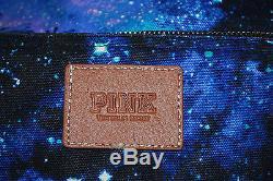 Rare Victoria's Secret PINK Galaxy Celestrial Full-sized Backpack Bookbag