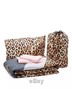 VICTORIAS SECRET PINK COLLECTION FULL SIZE BED IN A BAG SET Bedding Comforter