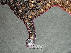 VS Victoria's secret PINK large 2 campus top shirt & sweatshirt lot of 3