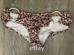 Victoria Secret Bombshell Seashell Add 2 Cup Push Up Swimsuit Bikini 34A X Small