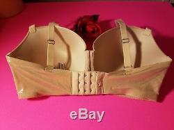 Victoria Secret Dream Angels Rhinestone Embellished Crystal Bra 34DD, D3 128. 00