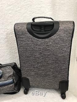 Victoria Secret PINK 4PC Wheelie Suitcase Duffle Luggage Set