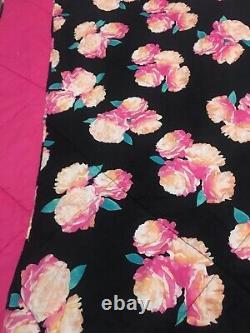 Victoria Secret PINK Comforter Twin Rare Reversable