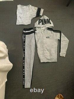 Victoria Secret PINK, Gym Set Bundle Leggings, Joggers, Too, Retail Price £610