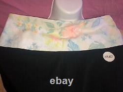 Victoria Secret PINK Loose NEW Campus Tee Floral High Waisted Legging Set L XL