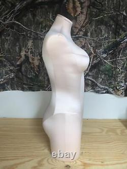 Victoria Secret PINK Store Display Prop Shiny Mannequin 32