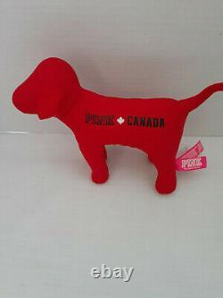 Victoria Secret vs pink red canada dog vhtf