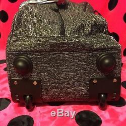 Victoria's Secret PINK 3-Piece Set Wheelie + Carry-On Duffle + Cosmetic Bag NWT