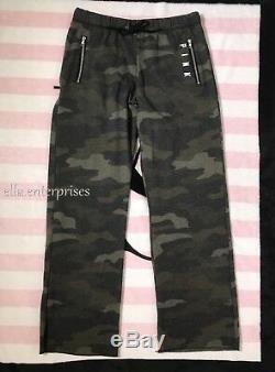 Victoria's Secret Pink Camouflage Camo Print Boyfriend Pant Sweatpants -S, M
