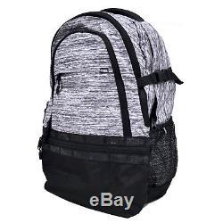 3c53024fc93 Victoria s Secret Pink Collegiate Backpack Bookbag School Bag Zip Pockets  Vs New