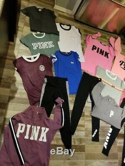 Victoria secret pink mixed lot