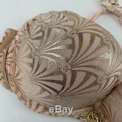 Victorias Secret Bikini Top 36D Bombshell Adds 2 Cups Pink Halter 3CM
