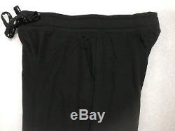 Victorias Secret PINK Black Sequin Bling Full Set Zip Black Hoodie & Pants M