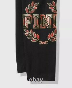 Victorias Secret PINK Sherpa Pullover-M/L+ Matching V. S Pink Leggings-Lg+Gift