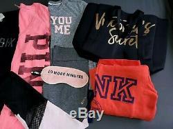 Victorias Secret PINK clothing lot SIZE SMALL 10 pieces