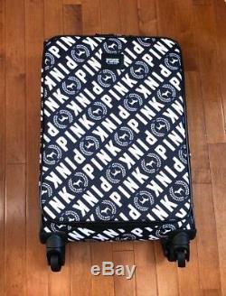 Victorias Secret Pink Luggage 360 Wheelie Travel Carry On Nwt Nib