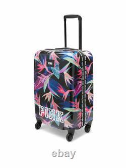 Victorias Secret Pink Wheelie Luggage-new